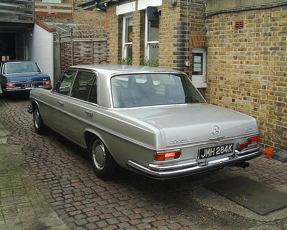 1971 Mercedes Benz 300SEL 6.3