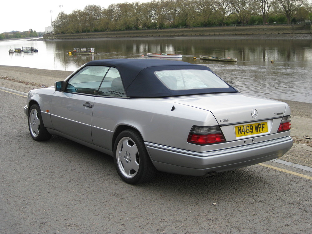 1996 Mercedes Benz E36 AMG Cabriolet