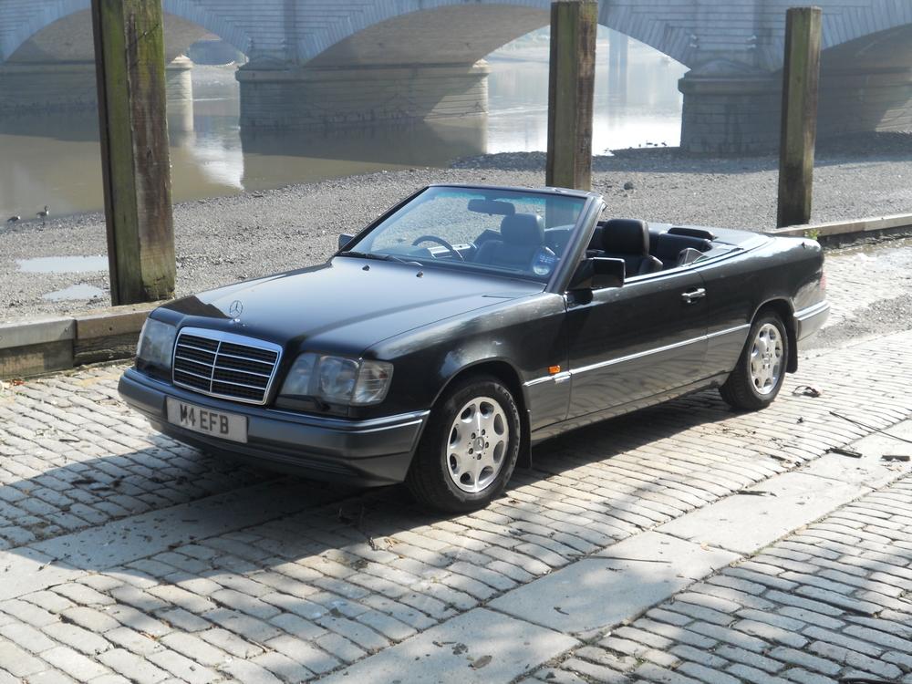1996 Mercedes Benz E320 Cabriolet
