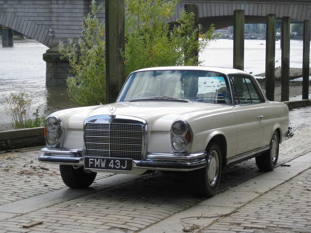 1971 Mercedes-Benz 280SE 3.5