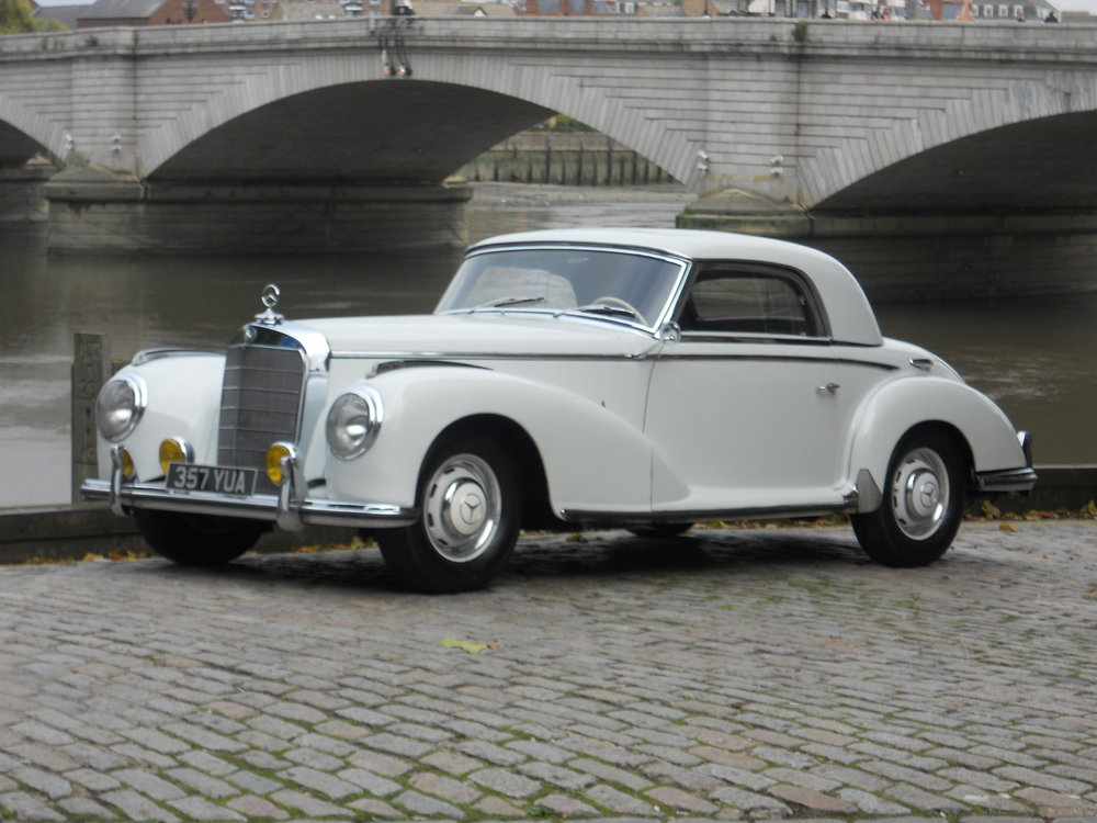 1952 Mercedes-Benz 300S Coupe