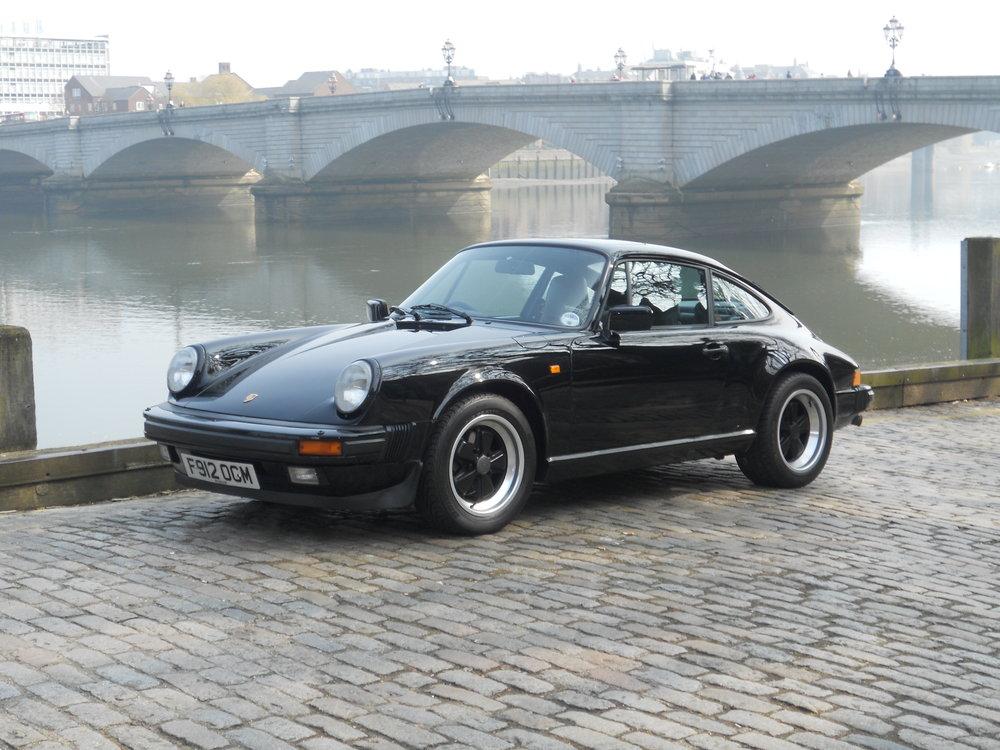 1989 Porsche 911 3.2 Carrera