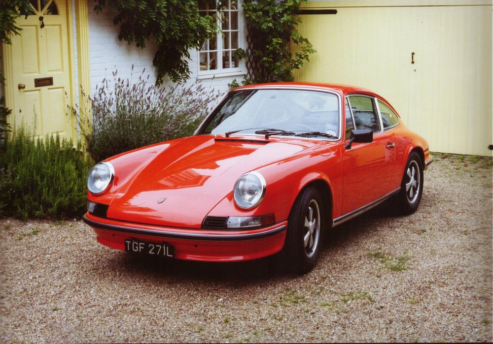 1973 Porsche 911 2.4S