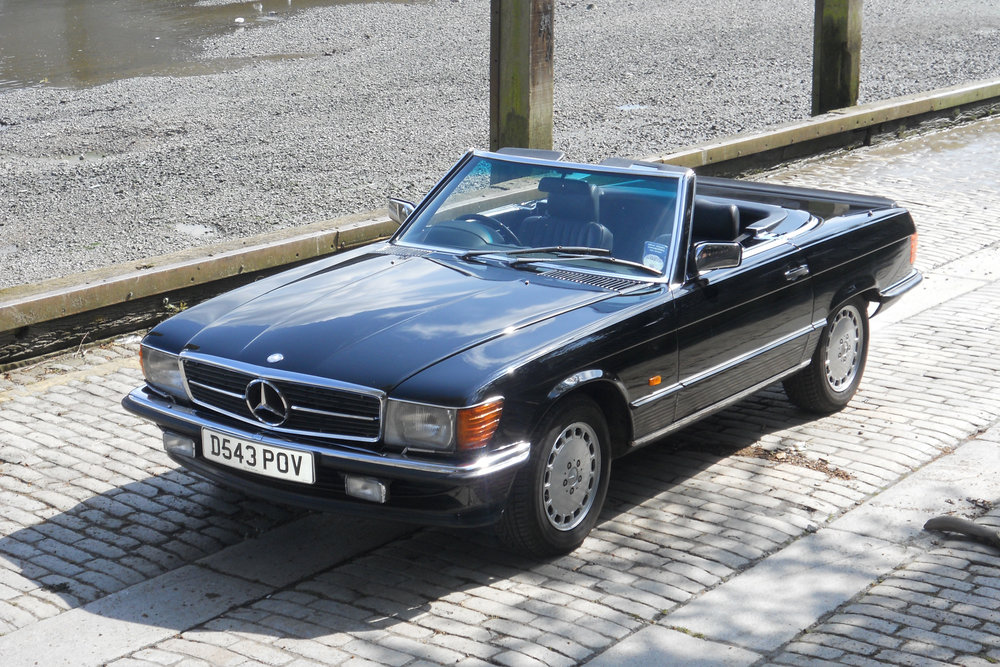 1987 Mercedes-Benz 500SL