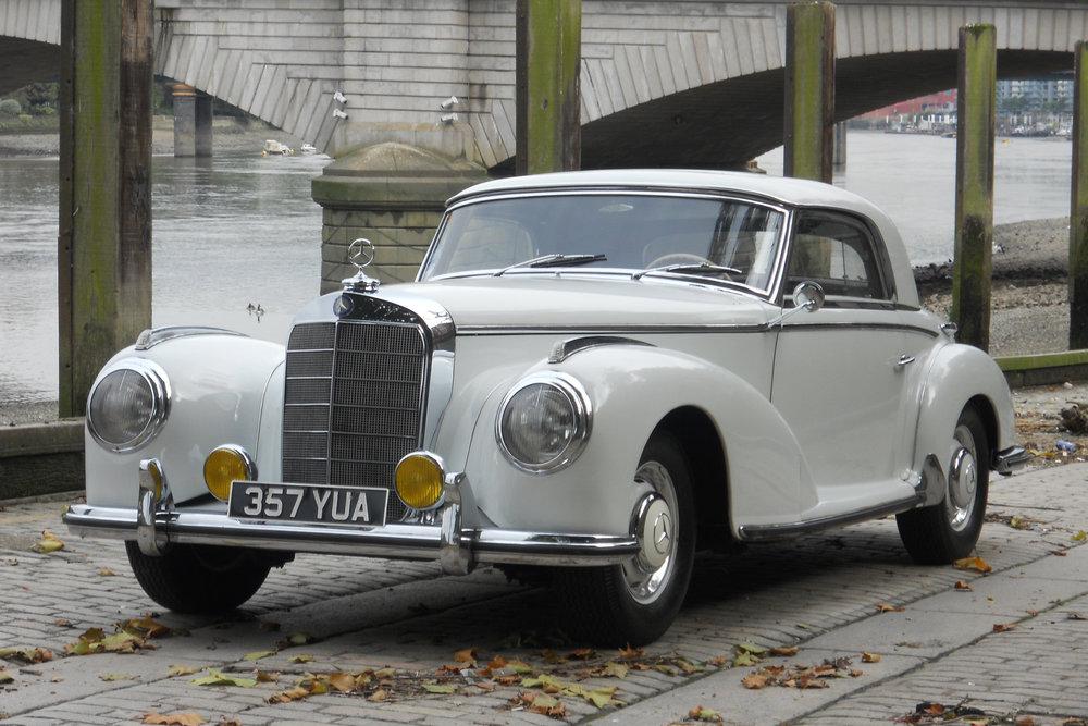 1952 Mercedes-Benz 300S