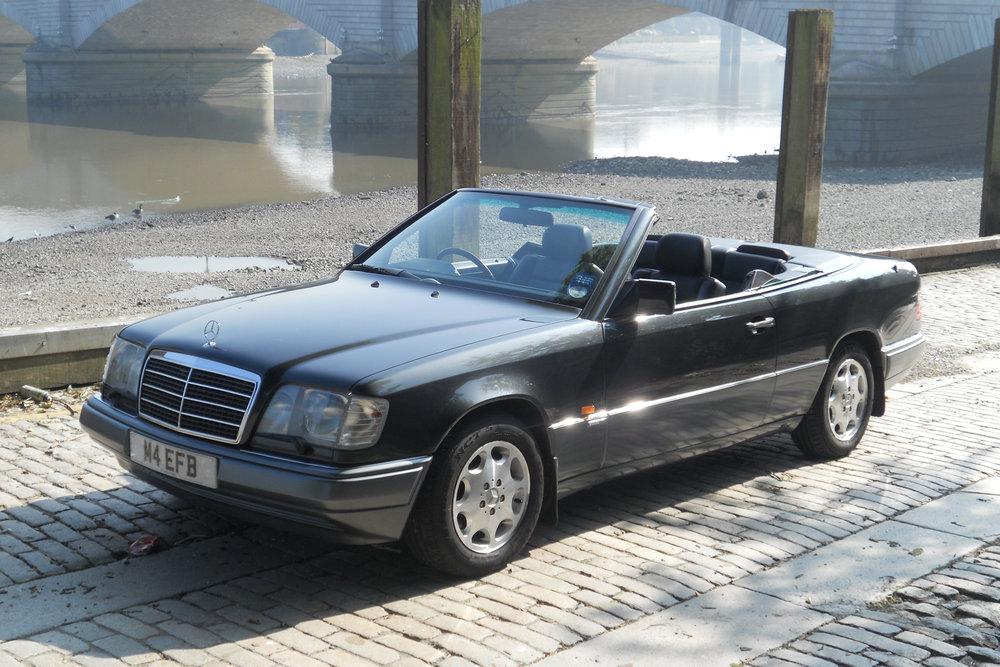 1996 Mercedes-Benz E320 Sportline Cabriolet