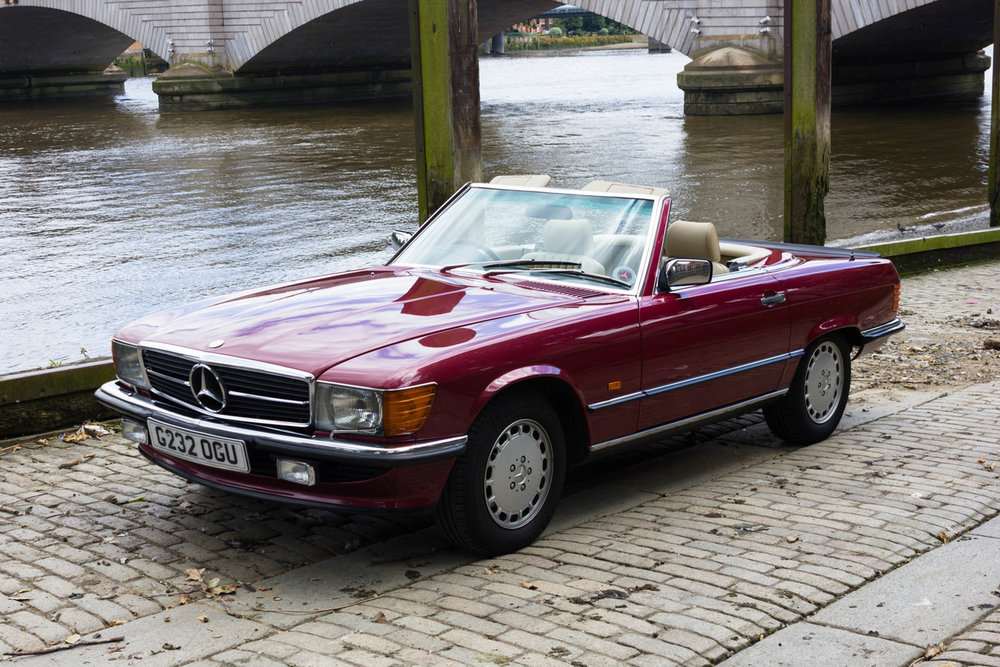 1989 Mercedes-Benz 500SL