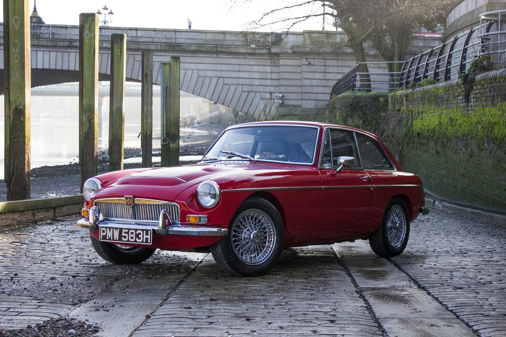 1969 MGC GT