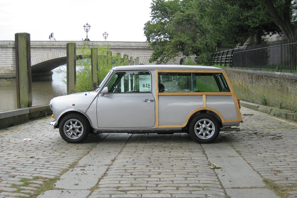 1996 Mini Countryman Prototype