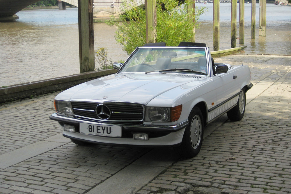 1988 Mercedes-Benz 420SL