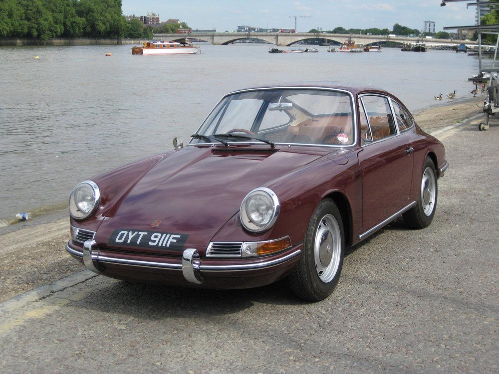 1967 Porsche 911 Sportomatic