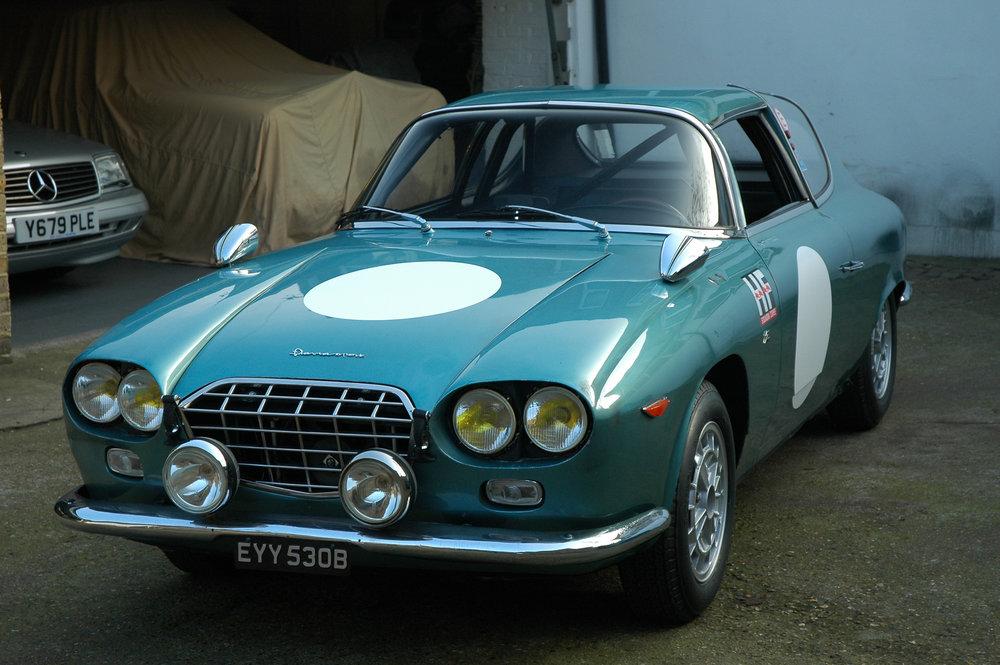 1964 Lancia Flavia Zagato