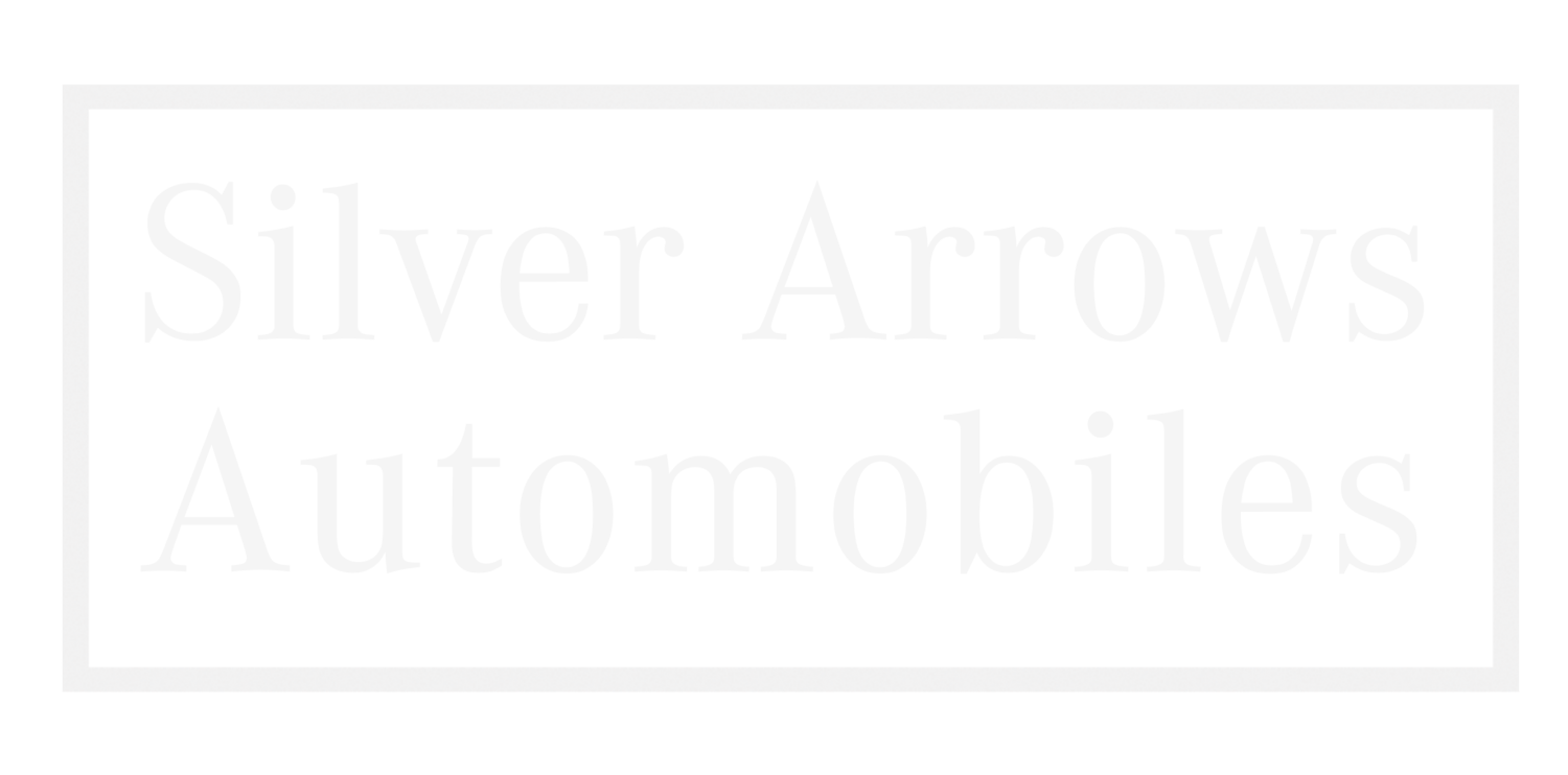 Silver Arrows Automobiles