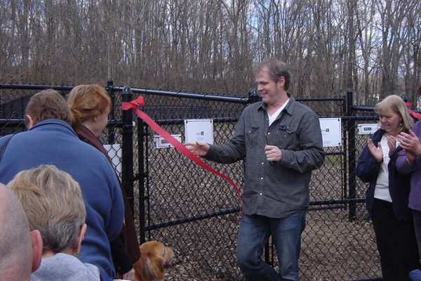 Opening Day - Ribbon Cutting