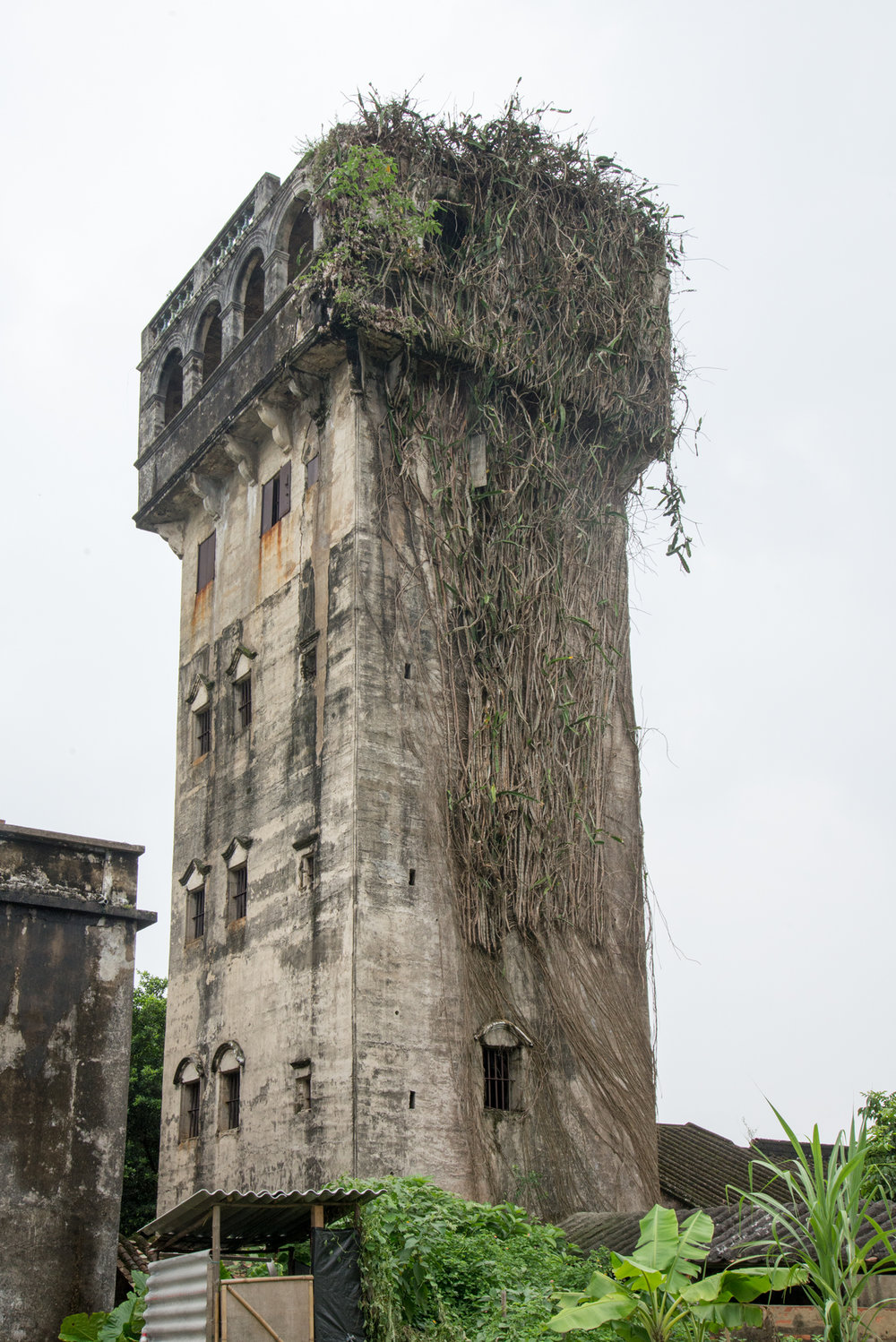 Diaolou Tower, Kaiping