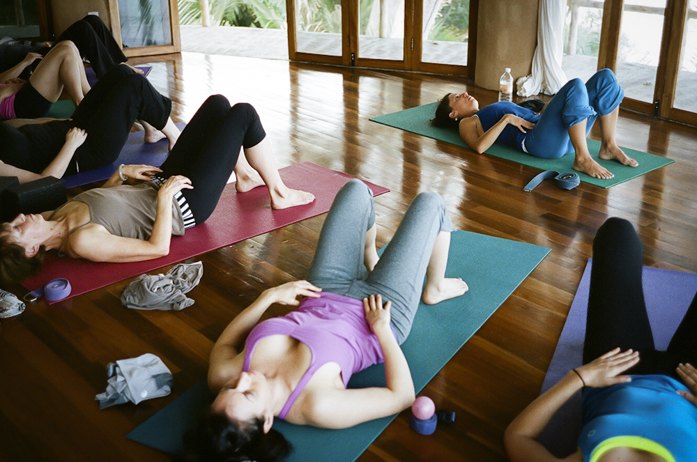 """Lila is a gifted teacher with a wonderful rapport with clients. She is fun to be with. Amanda who I did not know as well, also did a great job and her yoga sessions were demanding but rewarding. I would highly recommend this retreat to anyone who would like to spend a week on their personal physical and mental well-being. You will come away in better shape, both in body and mind, and will have had a tremendous amount of fun in the process. As well as some excellent cocktails.""  -Edna Lewis"