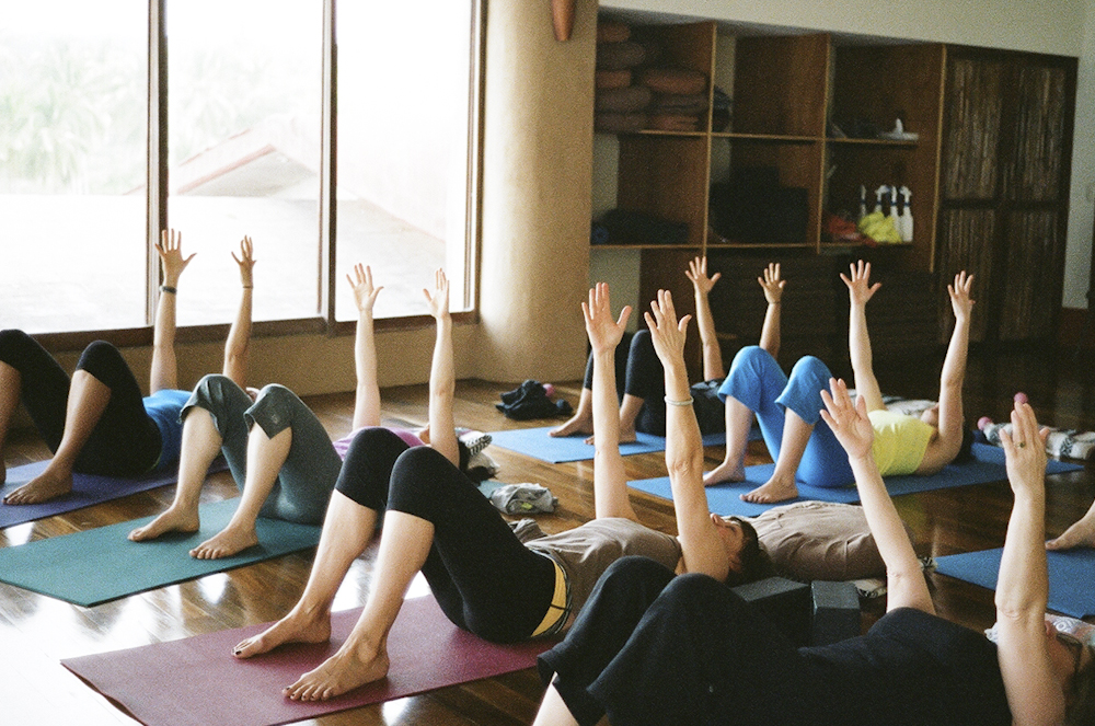 """This was truly a rejuvenating experience. The relaxed, beautiful, quite atmosphere was restorative. Amanda and Lila were the perfect accompaniment — delightful to be around, relaxed, flexible, uplifting, accepting, warm — not to mention uplifting their sheer talent and skill in guiding us through a challenging and invigorating yoga and Pilates practice. The staff of Mar de Jade were attentive and generous; the food was extraordinary. The whole experience felt like a feast for my body and soul.""  -Rachel  2013 Balance Breath with Beauty Retreat, Chacala, Mexico"