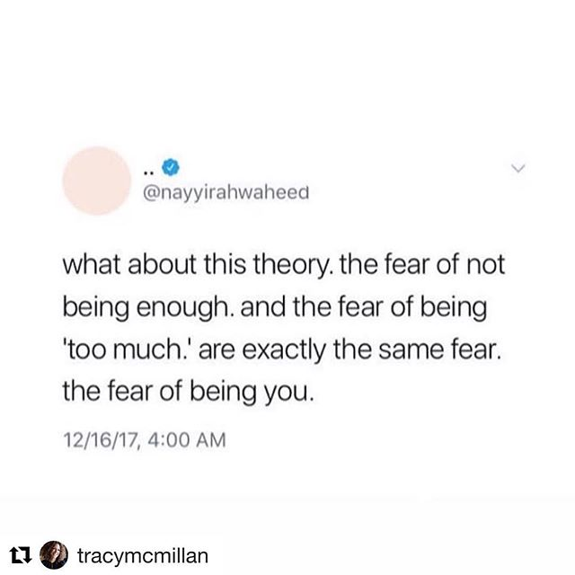 Saturday wisdom 💗 . . . Thank you @nayyirah.waheed @tracymcmillan . . . #saturday #movementislife #acceptance #selflove #movementcoaches #inspirationalquotes #inspiration