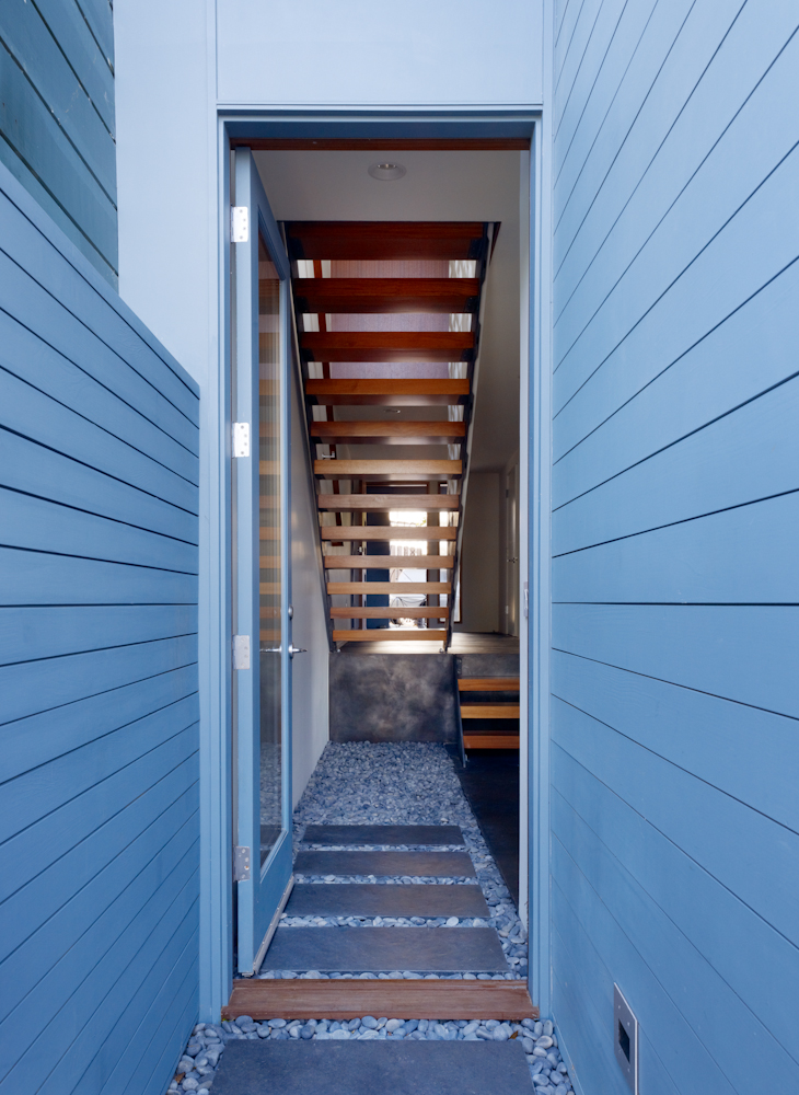 Rutledge st residence whole house remodel building lab - Limpressionnante residence bernal heights san francisco ...