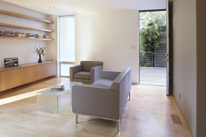 clarendon st. au pair suite — building Lab