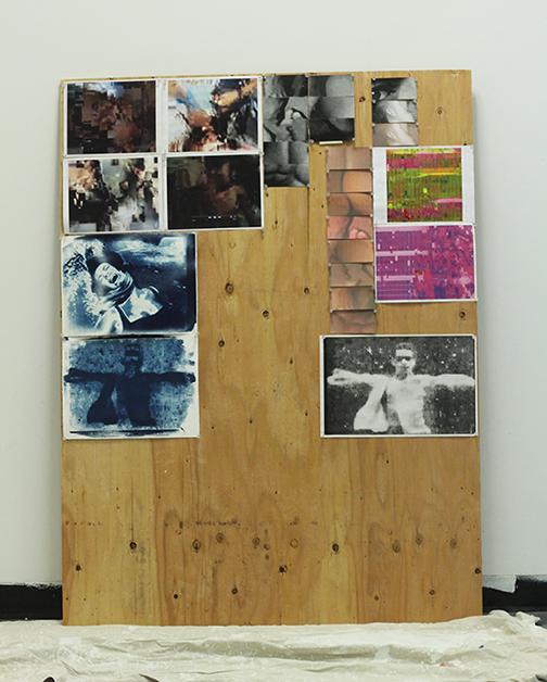 JRR grad school studio 2014