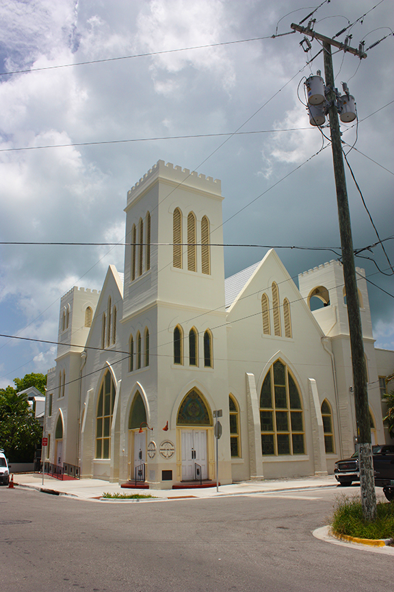 Southernmost Charter Church, Key West, Florida 2012