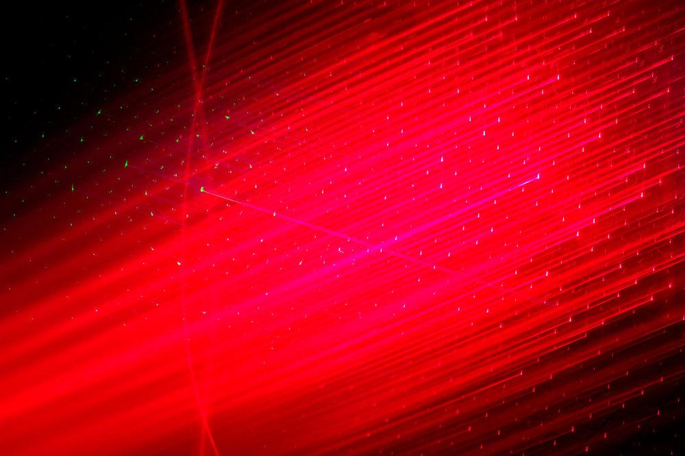 Light Line Torpedo Abstraction 1  Digital Photograph - Site Exploration Duration Documentation 2015