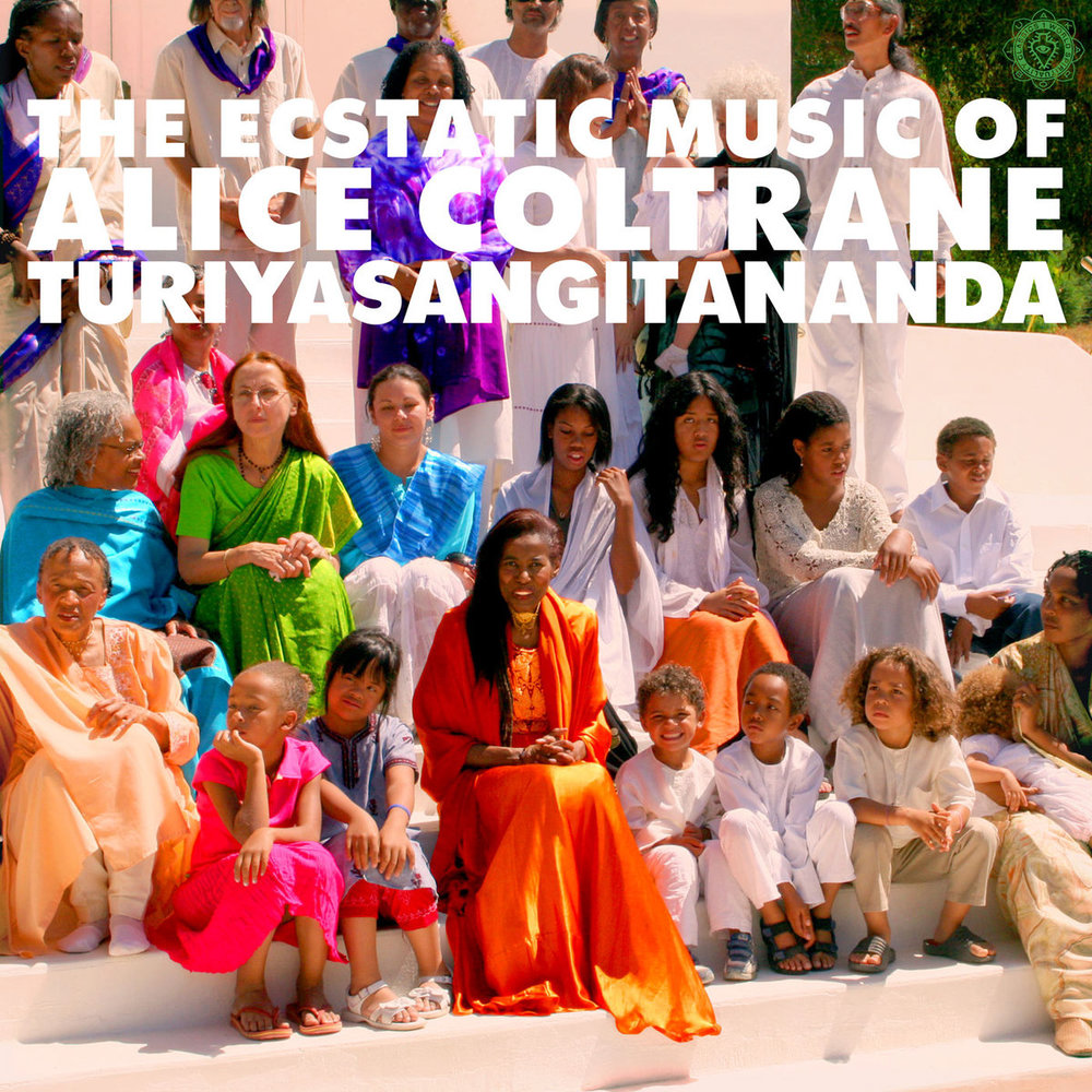- The Ecstatic Music of Alice Coltrane TuriyasangitanandaCome for the story - the ashram, the first time singing, the transition from harp to synthesizer, the direct-to-cassette recording for ashram members only – but stay for the music.  Ecstacy, bliss, transcendence: mission accomplished.