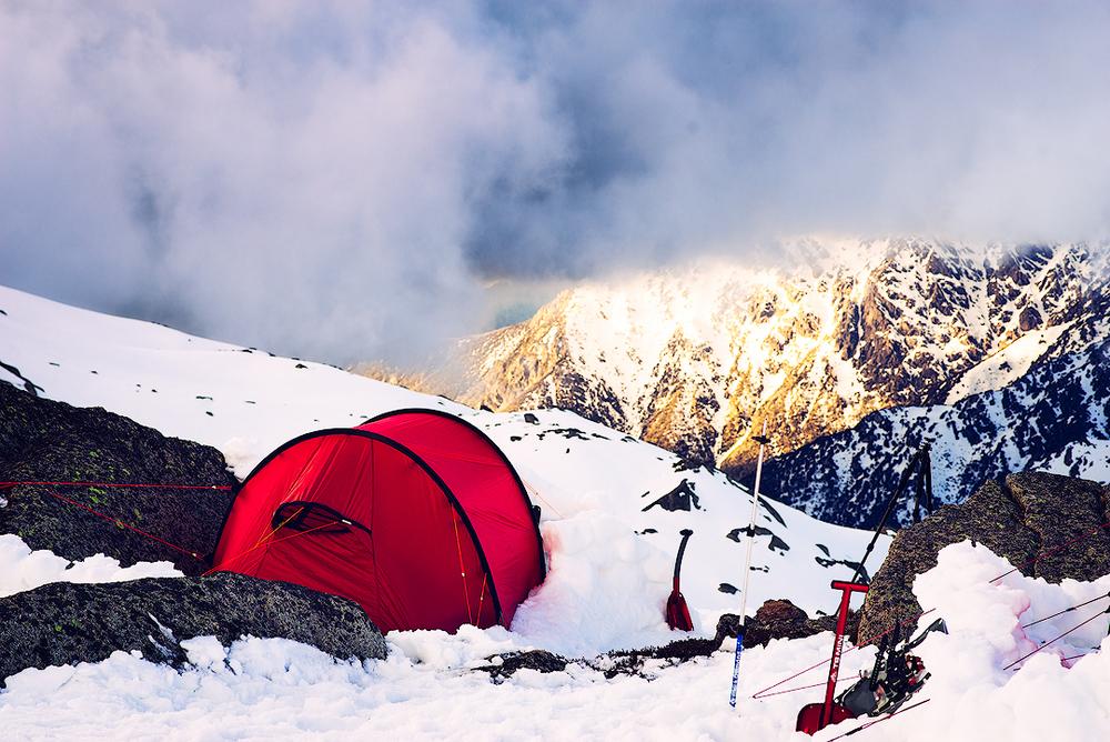 4 Season Tent - Hilleberg Nammatj 2