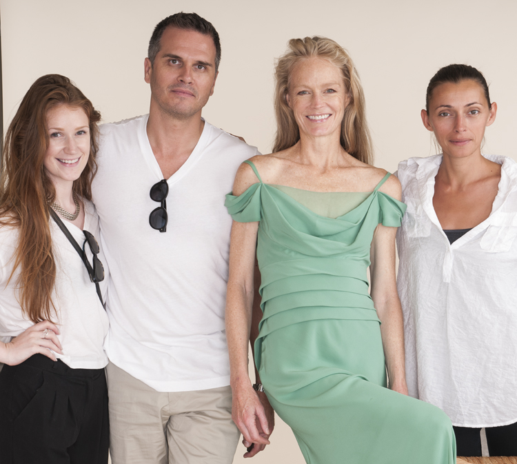 Suzy Amis Cameron Is Ready For Her Close-Up