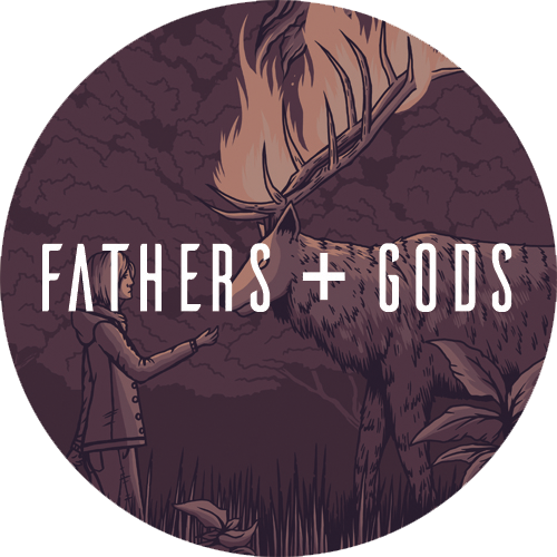 fathers and gods button.png