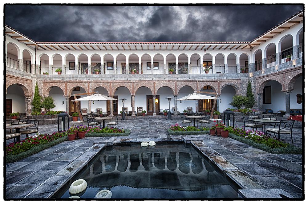 Hotel Marriott, Cusco, Peru