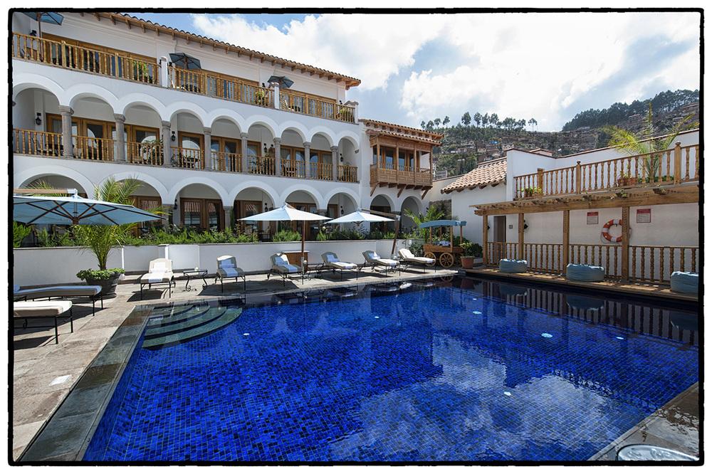 Hotel Las Nazarenas, Cusco, Peru