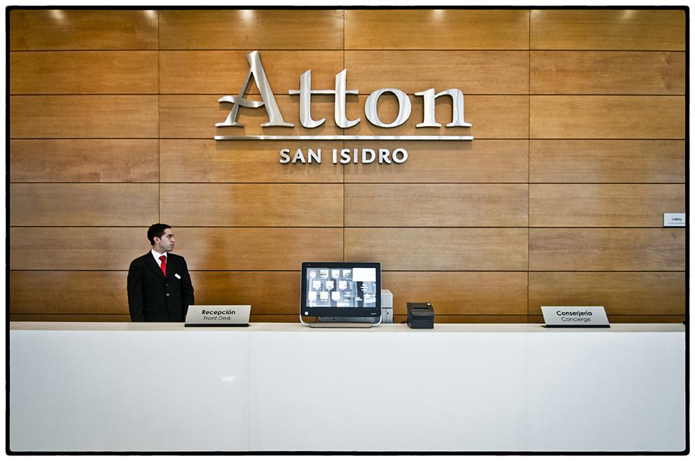Hotel Atton, San Isidro, Lima, Peru