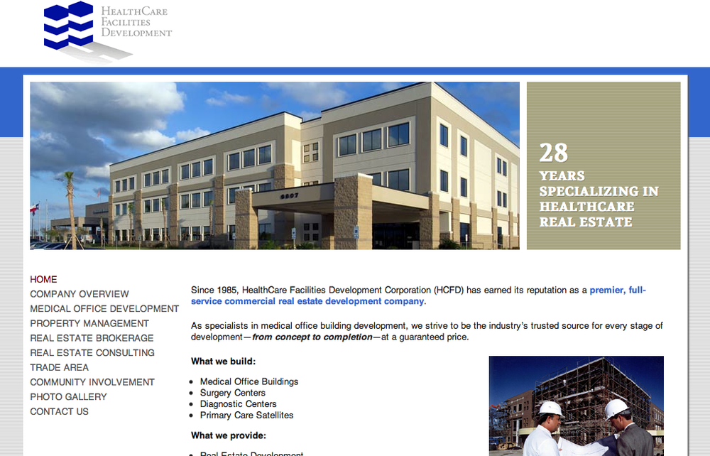 Health Care Facilities Development Corp.