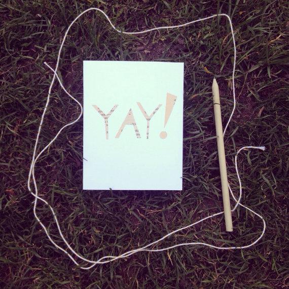 yaycutoutcard