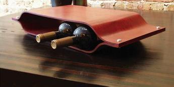 New : 5 Bottle Wine Rack