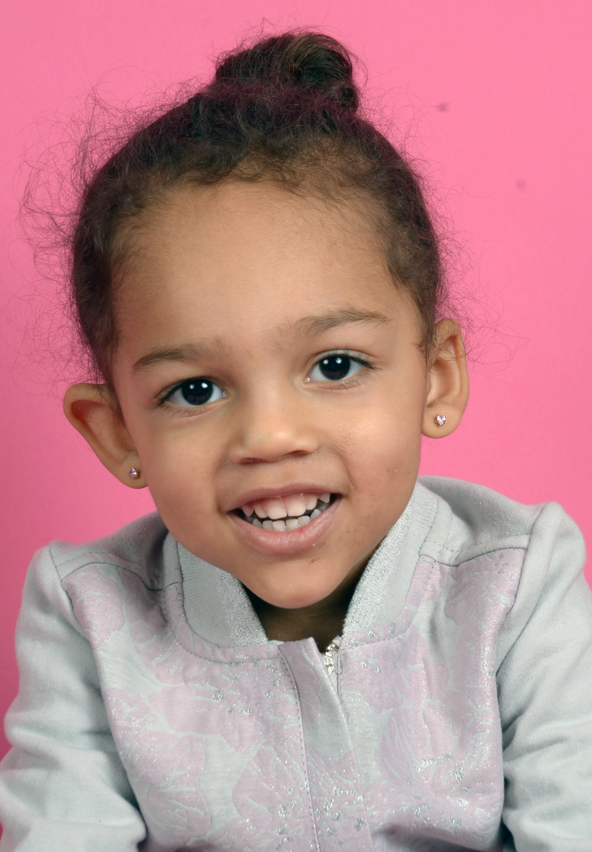 Amiya, age 4