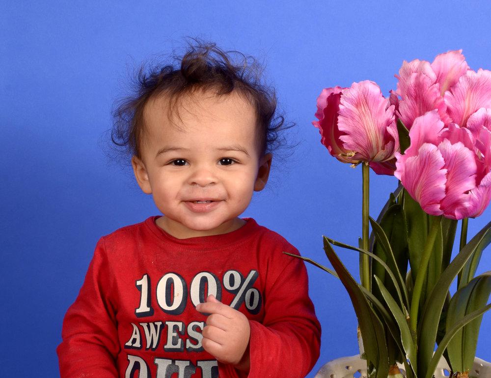 Amilio, age 20 months