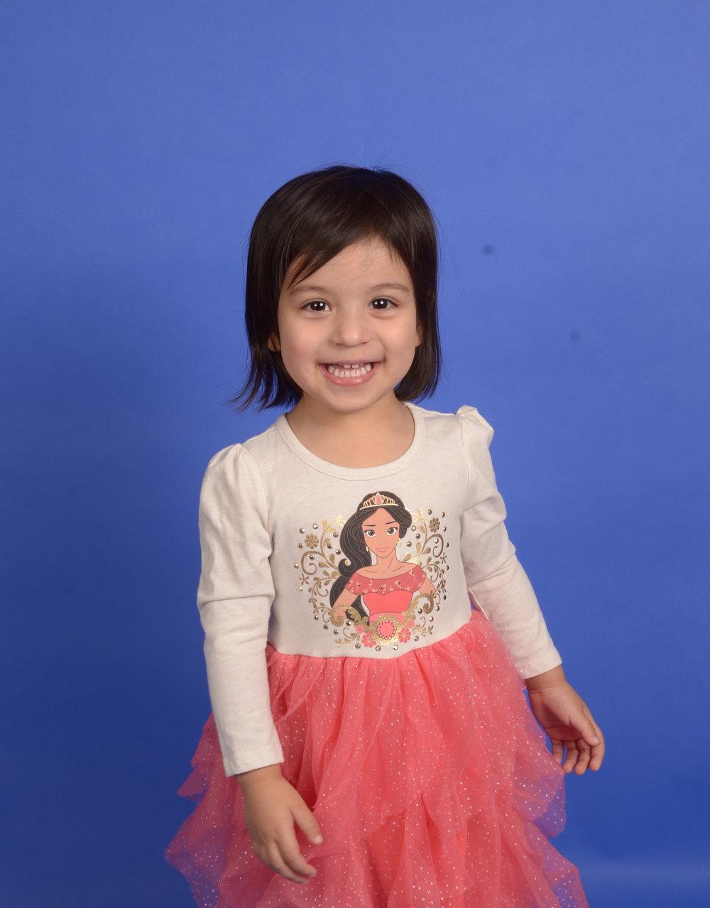 Neya, age 2