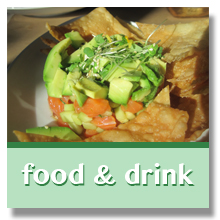 food and drink in the Russian River area