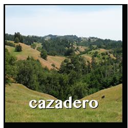cazadero town info