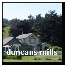 duncans mills town info