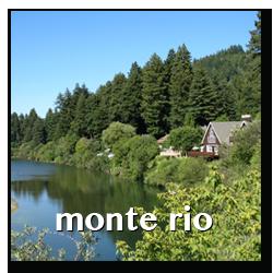monte rio town info