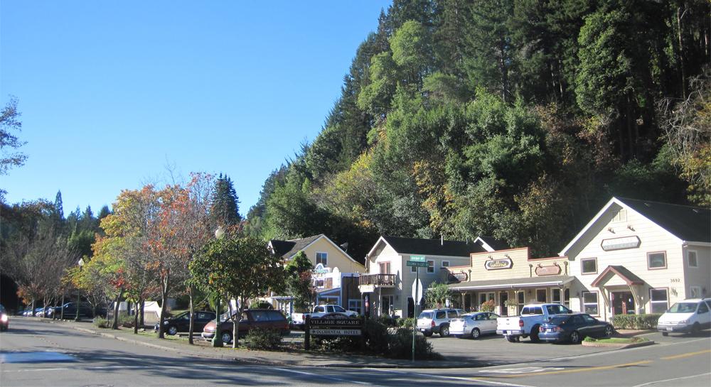Main Street - Occidental