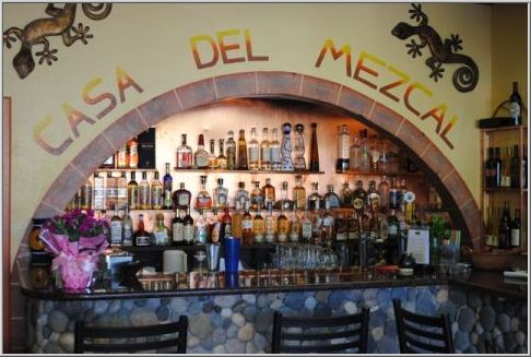 agave tequila bar