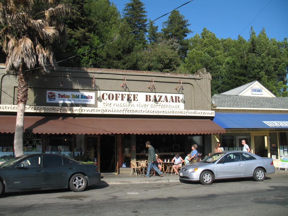 coffee bazaar