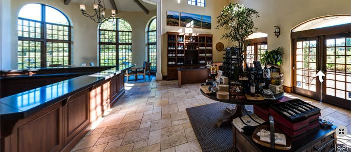 kendall-jackson wine center