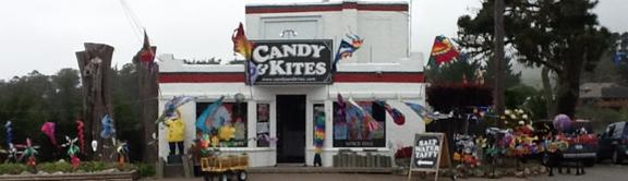 candy & kites