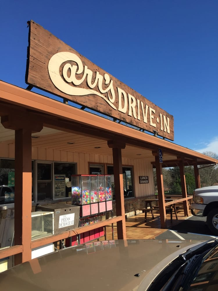 carr's drive-in